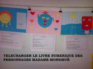 telecharger le livre numerique madame monsieur