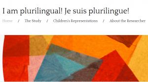 I am plurilingual